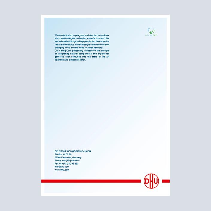 DHU Imagebroschüre
