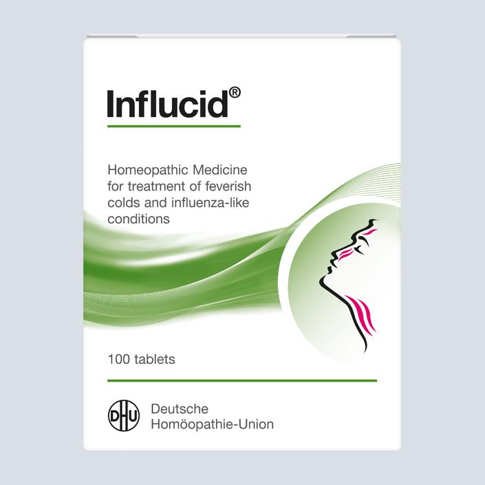 DHU Verpackung Influcid