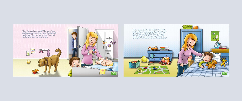 Mama Natura Kinderbuch