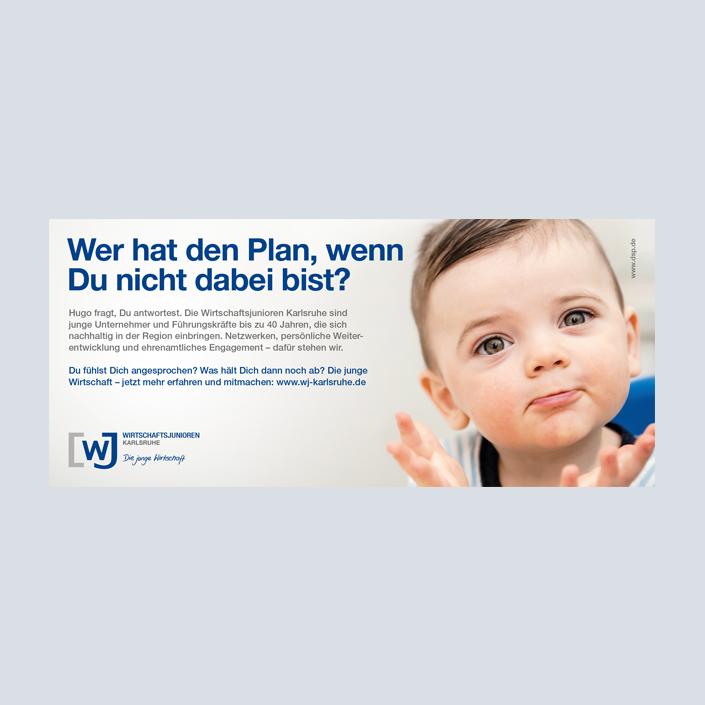 WJ Anzeige Kampagne Hugo