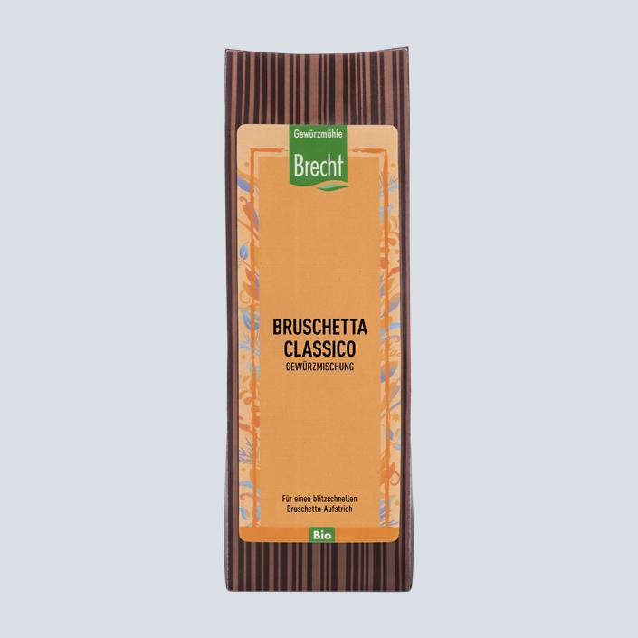 Brecht Verpackung Blockbeutel Bruschetta