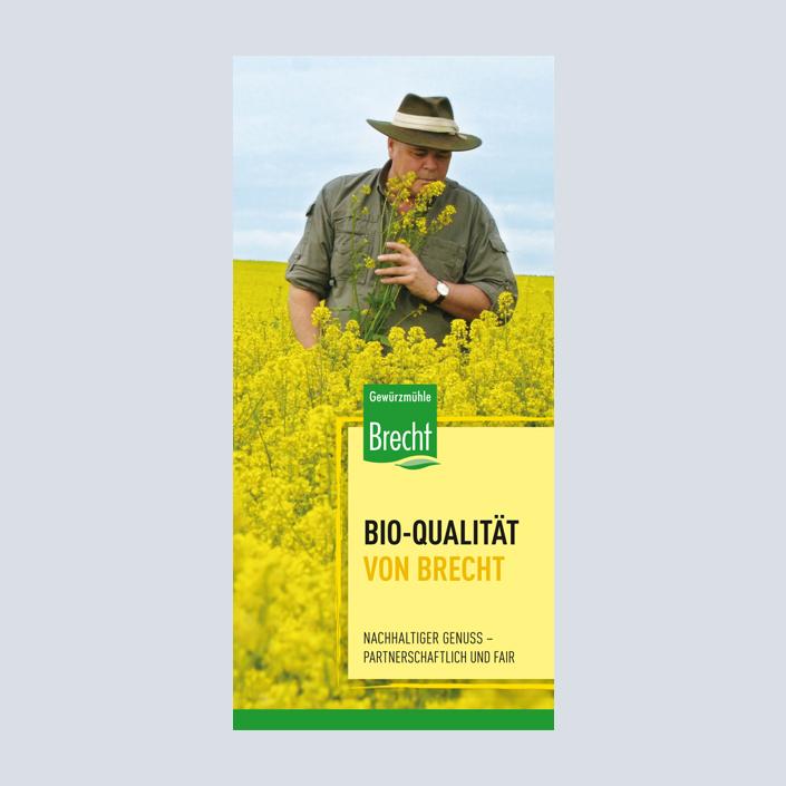Brecht Flyer Titel Bio Qualität