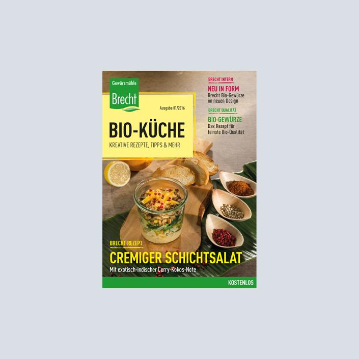 Brecht Bio-Küche Titel