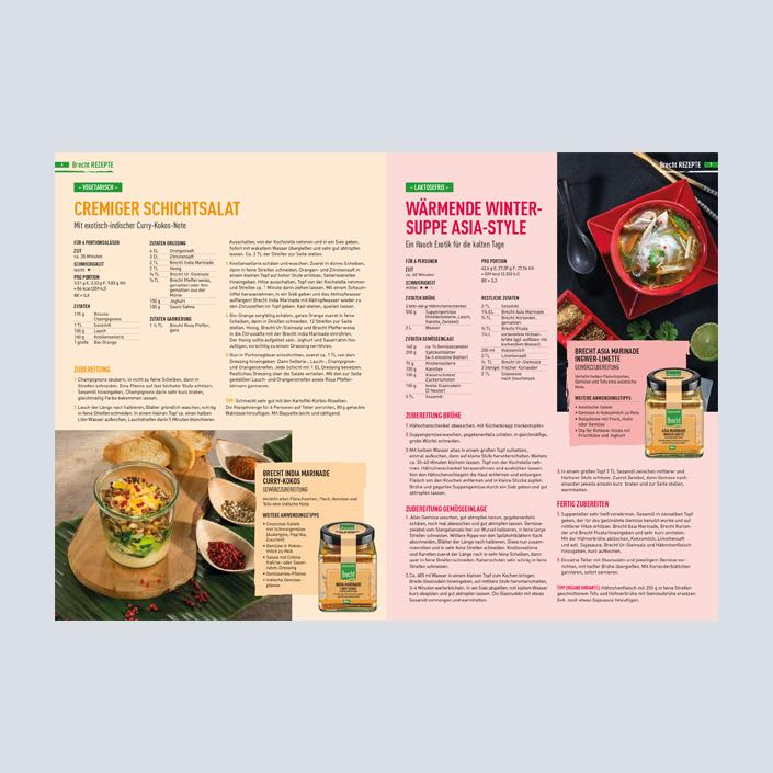 Brecht Bio-Küche Innenseiten Gerichte Salat Suppe