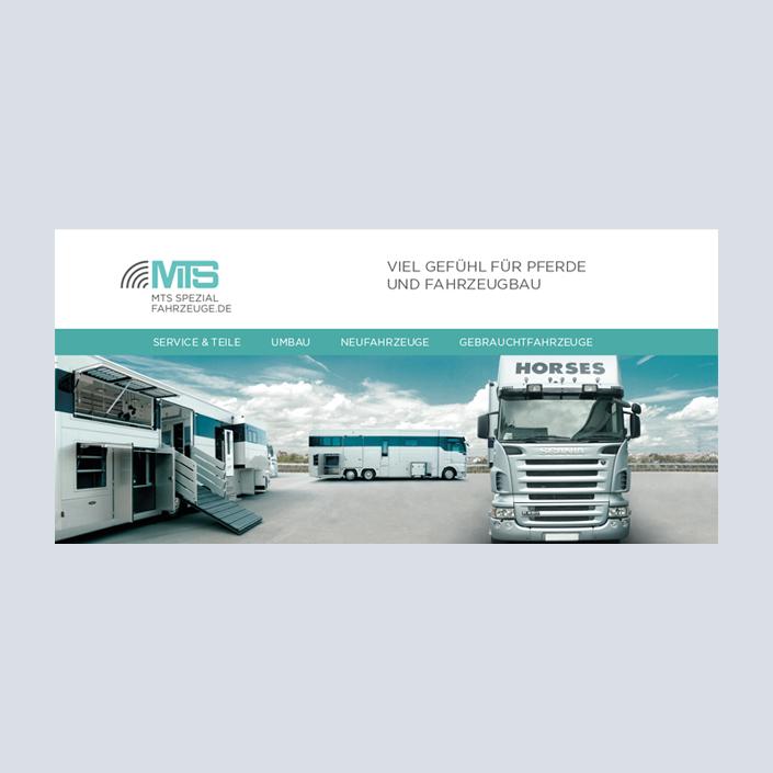 MTS Fahrzeugbau Flyer Titel