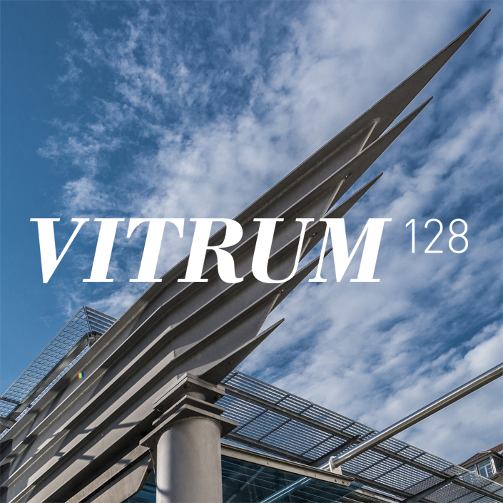 Vitrum 128 Logo
