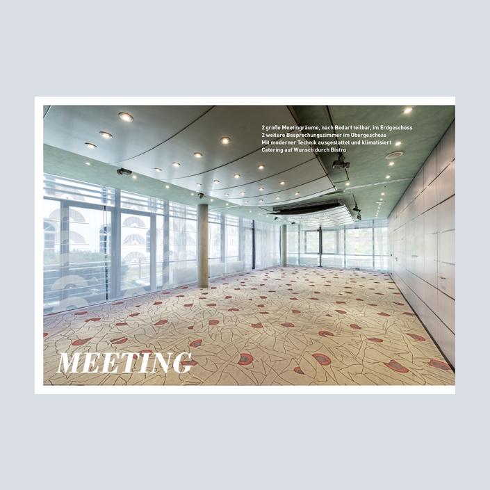 Vitrum 128 Broschüre Innenseite Meeting