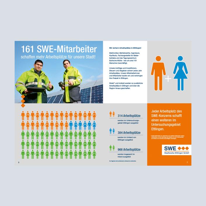 Stadtwerke Ettlingen Standortbericht Innenseite Mitarbeiter