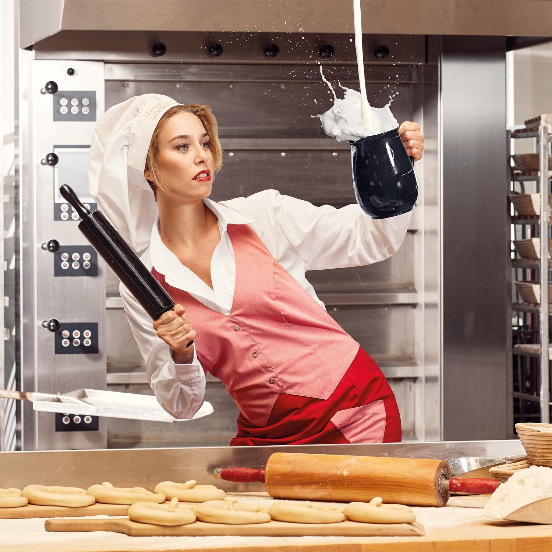 diemietwaesche.de Key Visual Kleidung für Lebensmittelhygiene