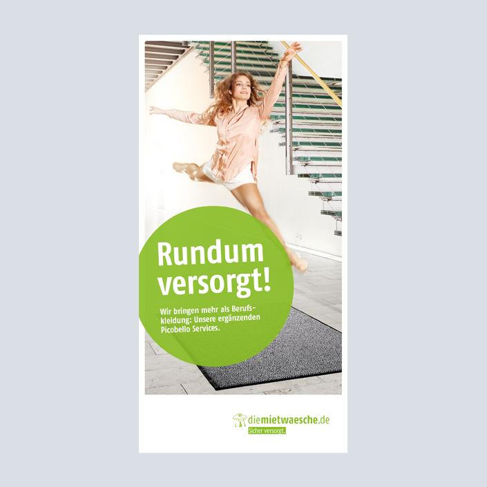 diemietwaesche.de Flyer Piccobello Rundum Services