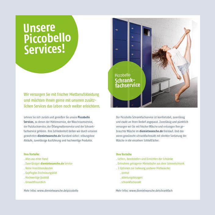 diemietwaesche.de Flyer Piccobello Services