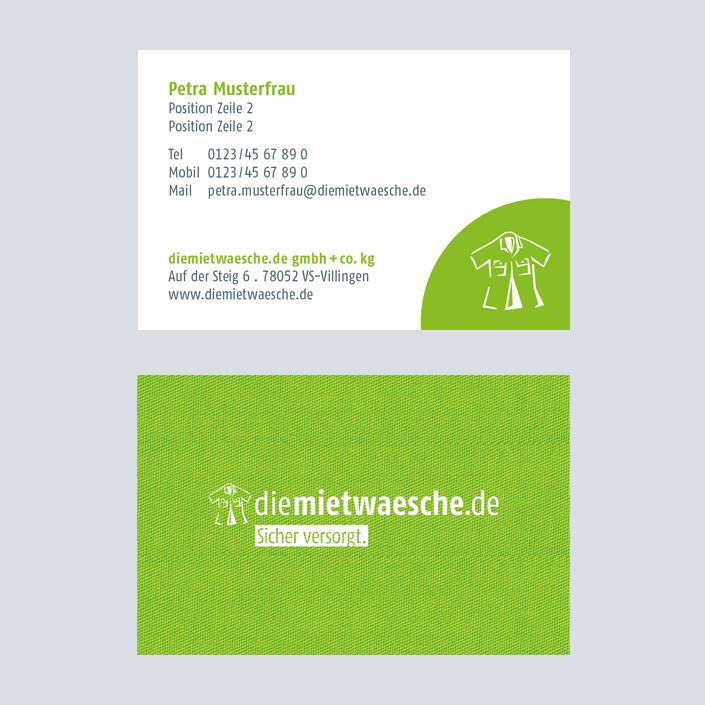 DMW Visitenkarte