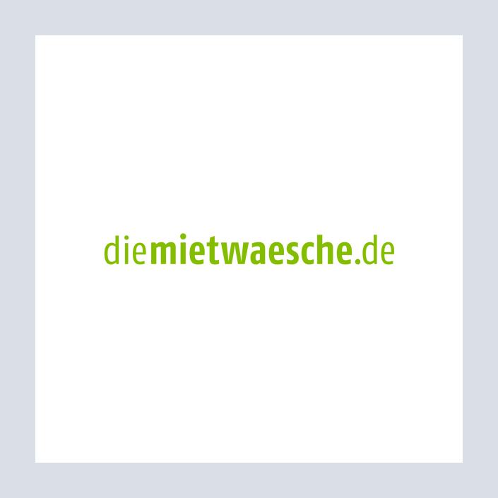 diemietwaesche.de Logo und Wortmarke