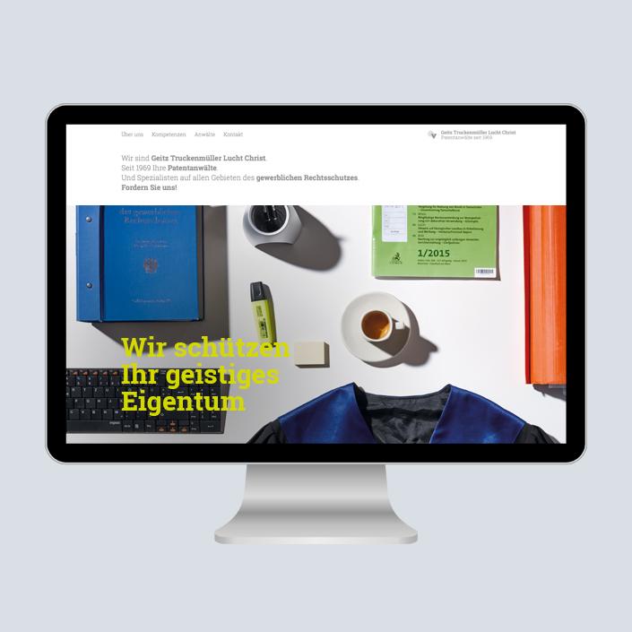 GTLC Website Desktop Start