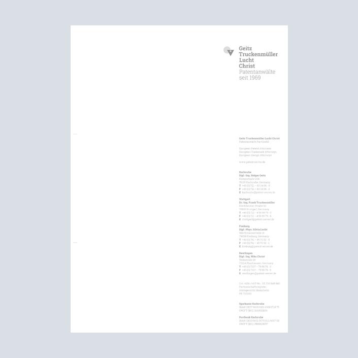 GTLC Briefbogen