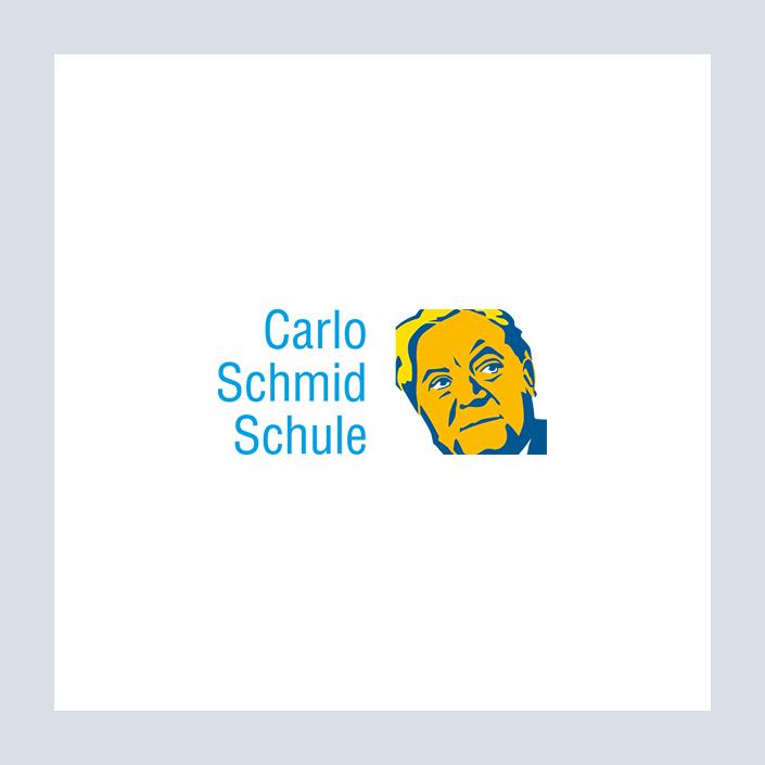 Carlo Schmid Schule Logo