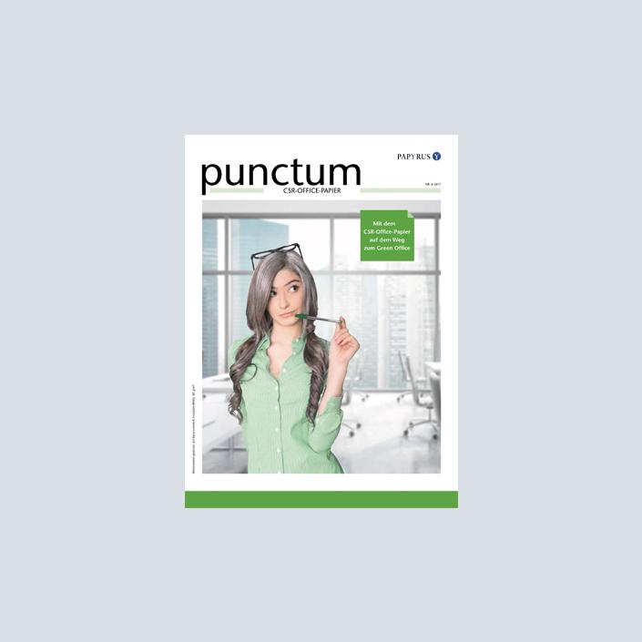 Papyrus Magazin punctum