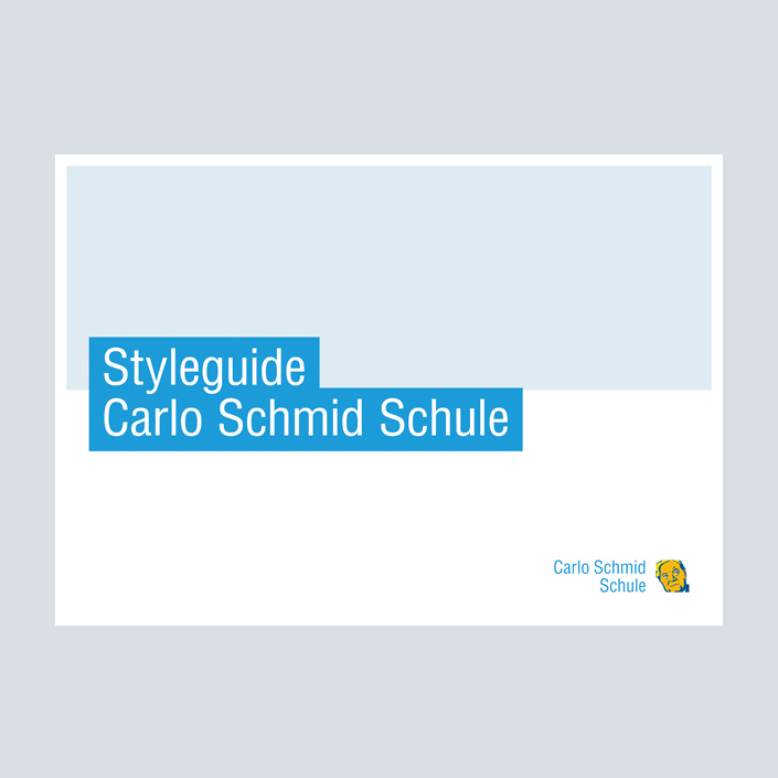 Carlo Schmid Schule Styleguide