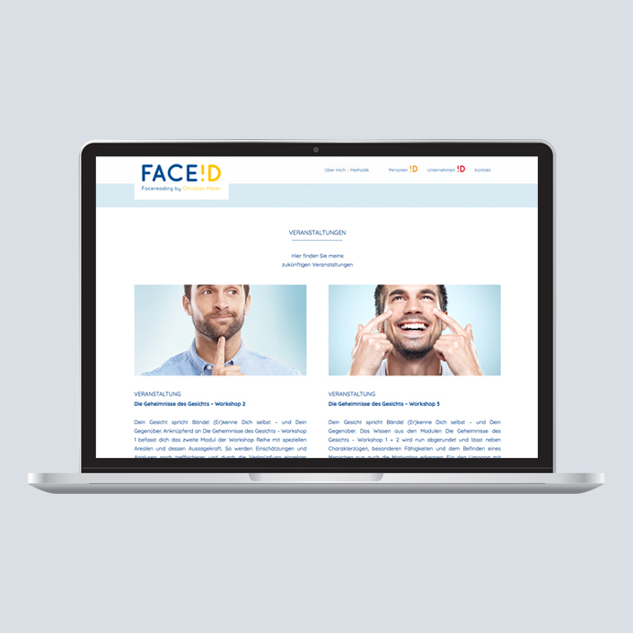 FaceID Web