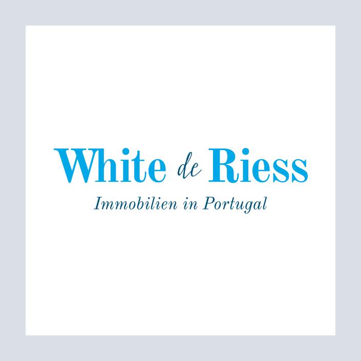White de Riess Logo