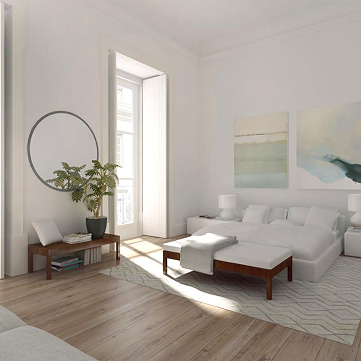 White de Riess Immobilie