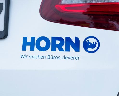 DSP Horn